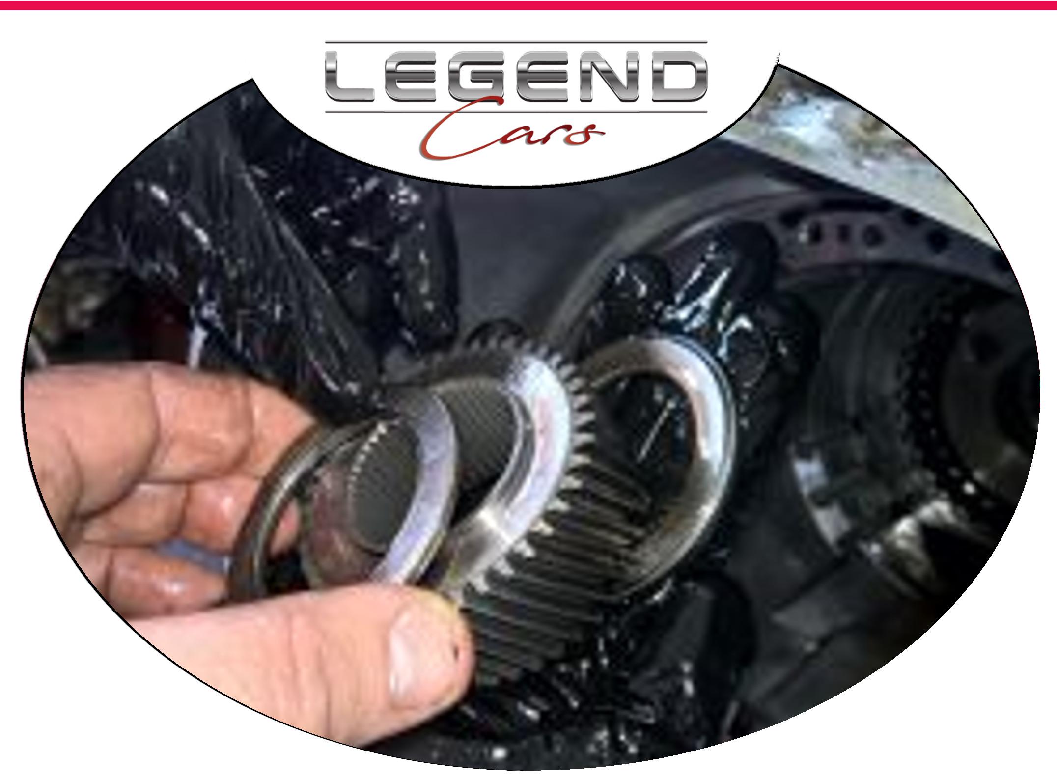 3. Groupe LegendCars : Les problèmes les plus courants sur les boîtes automatiques - 31